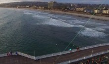 Fisherman Takes Out Annoying Drone with Perfect Cast (Video)