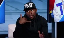 Floyd Mayweather Responds to Ronda Rousey Domestic Abuse Joke (Video)