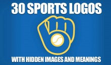 30 Sports Logos With Hidden Images and Meanings (Video)
