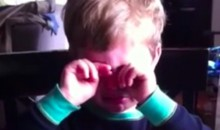 Kid Breaks Down About Marcus Mariota Leaving Oregon (Video)