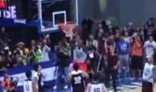 LeBron James Tears It Up in the Philippines (Video)