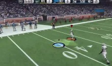 Invisible DB Makes Interception in Madden 16 Glitch (Video)