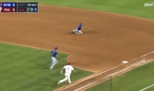 This 1-3-1 Put-Out By The Mets Is All Sorts of Awesome (Video)