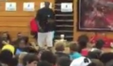 "Kid Uses ""What Are Those?"" Line on Michael Jordan (Video)"
