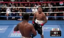 Mosley vs Mayorga Was a Circus, With Crotch-Grab and KO (Videos)
