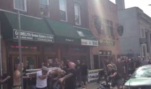 Soccer Fans Brawl on Street Before New York Derby (Video)