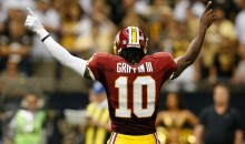 "RGIII Says He's ""The Best Quarterback In The League"""