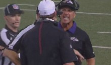 Steve Smith Ejected, Head Coaches Almost Fight During Ravens-Redskins Brawl (Video)
