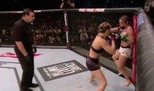Ronda Rousey Destroys Bethe Correia at UFC 190 (Video)