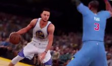 Spike Lee Narrated the Steph Curry Trailer for NBA 2K16 (Video)