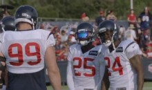 J.J. Watt And Texans Defense Talk About Freeballing On the Gridiron (Video)