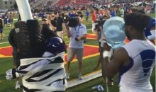 The Bills Duct Taped and Drenched Rookie Ronald Darby (Video)