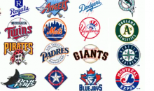 This GIF Shows the Evolution of Every MLB Logo over Time