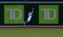 Ridiculous Kevin Pillar Catch Puts Exclamation Point on Blue Jays Four-Game Sweep of Twins (Video)