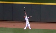 Incredible Billy Hamilton Catch Robs Jason Heyward of Clutch Extra Base Hit (Video)