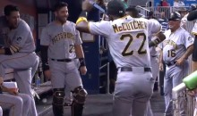 Andrew McCutchen Dugout Dance Keeps Pirates Loose Before Game (Videos)