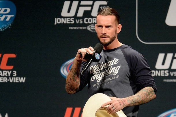 cm punk-cathal pendred twitter feud