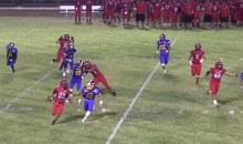 Crazy Punt Return Touchdown From Hawaiian High School Football Game Features Too Many Fumbles to Count (Video)