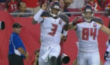 Jameis Winston Touchdown Leads Bucs to First Home Win Since 2013 (Video)