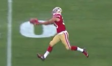 Jarryd Hayne Was Ridiculously Good for the 49ers in His Second Ever Football Game (Videos)