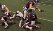Latest Madden Glitch Appears to Show One Bears Player Felating Another Bears Player (Video)