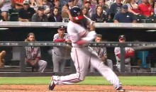 Nats Outfielder Michael Taylor Blasts Longest Home Run of 2015 MLB Season (Video)