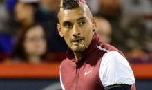 "Tennis Douche Nick Kyrgios to Stan Wawrinka: ""Kokkinakis banged your girlfriend"" (Video)"