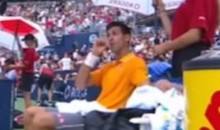 Novak Djokovic Wants You to Stop Smoking Weed…at His Matches (Video)