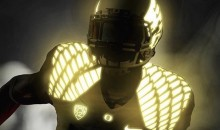 Oregon Teases New Glow-in-the-Dark Uniforms on Twitter (Pic)