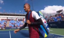 Rogers Cup Crowd Boos Nick Kyrgios On And Off The Court (Video)