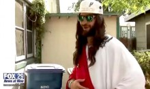 "Famous San Antonio Spurs Superfan ""Spurs Jesus"" Chases Down, Tackles Burglar (Video)"