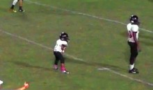 A Nationally-Ranked Prep School Has a 4'5″ Running Back (Video)