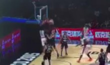 Andrew Wiggins Posterizes Argentinian Defender (Video)