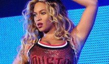 Beyonce In a James Harden One-Piece Is Really Hot (Pic)