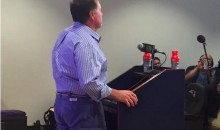 Bill Belichick Rocked a Beach Casual Outfit At The Pats' Press Conference (Pic)