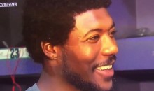 Eagles CB Byron Maxwell Thinks Julio Jones' Stat Line Was Hilarious (Video)