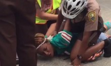 Brent Grimes' Wife (Miko) Arrested After Bills-Dolphins Game (Video)