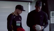 Cam Newton Tries Aussie Rules Football in This Gatorade Ad (Video)