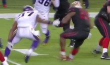 "Carlos Hyde Hits ""B"" Button, Spins His Way To a Touchdown (Video)"