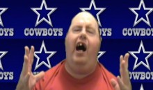 This Handsome Dallas Cowboys Fan Has Something To Say To You (Video)