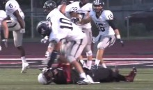 Hey Lookit, a Division III Football Fight! (Video)
