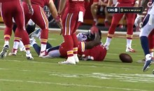 Here's the Jamaal Charles Fumble that Blew the Game for the Chiefs (Video)
