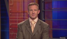 Johnny Manziel Takes Jab at Merril Hoge's Big Necktie (Video)