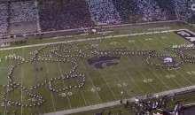 K-State's Oral Band Formation is Kinda NSFW (Video)