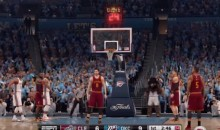 Kevin Love Shoots Free-Throw At Opposite Hoop In Awesome 'NBA Live 16′ Glitch (Video)
