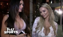 Lindsey Pelas Says She's Over J.J. Watt (Video)