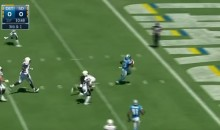 Lions Rookie Ameer Abdullah Gets a TD on His First Run Ever (Video)