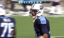 Marcus Mariota Throws 52-Yard TD on First NFL Drive, Four in First Half (Video)