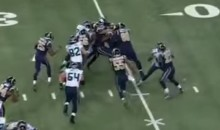 Marshawn Lynch Carries Entire Rams Defense (Video)
