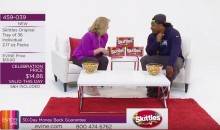 Marshawn Lynch Makes Appearance on Skittles Infomercial (Video)